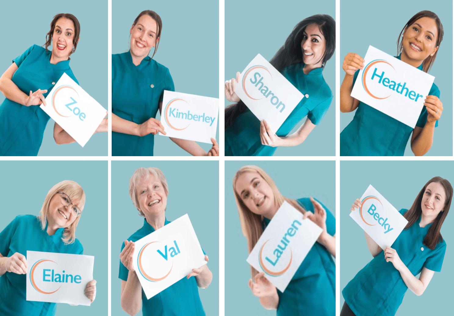 Diana Dental New Team Members