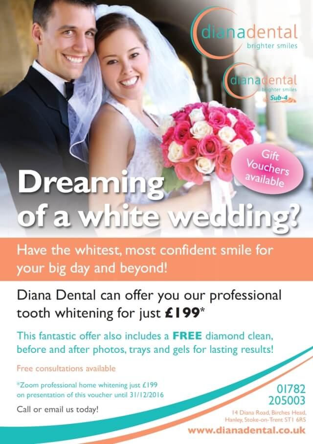 weddings stoke on trent
