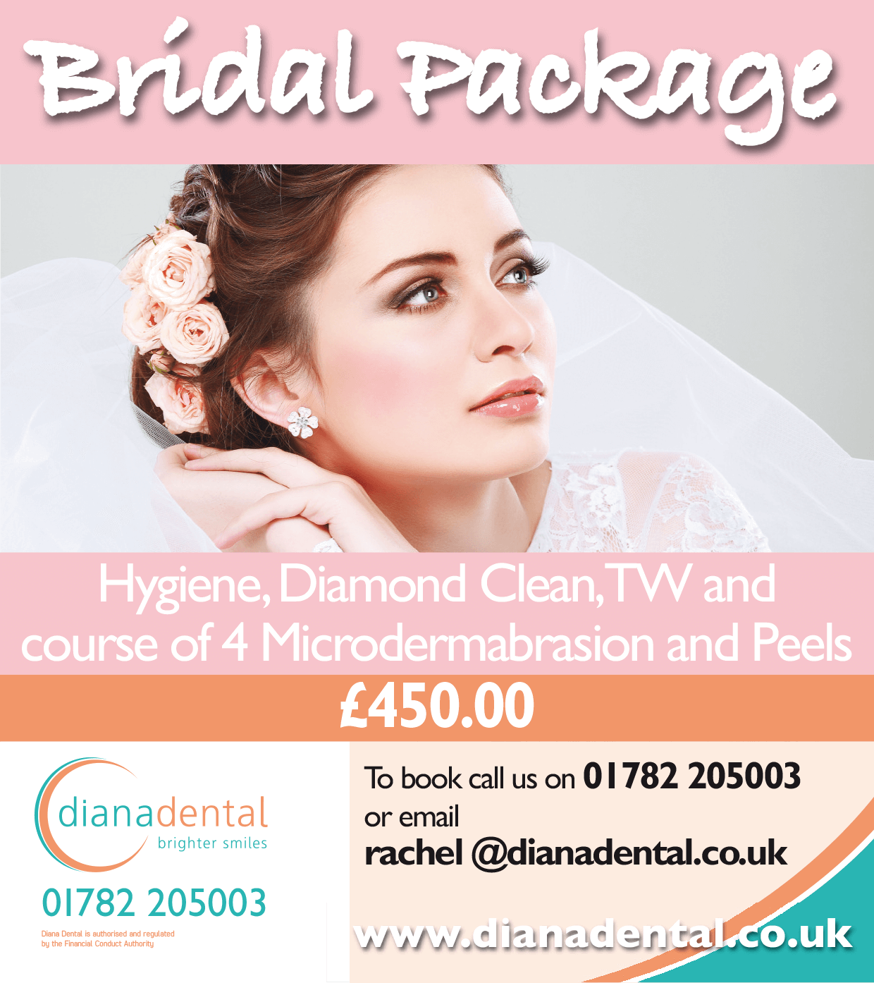 It's Wedding Season! Find Out More About Our Bridal Package