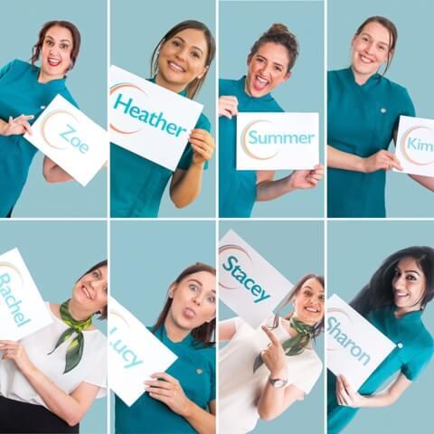 Diana Dental New Team Image Feb