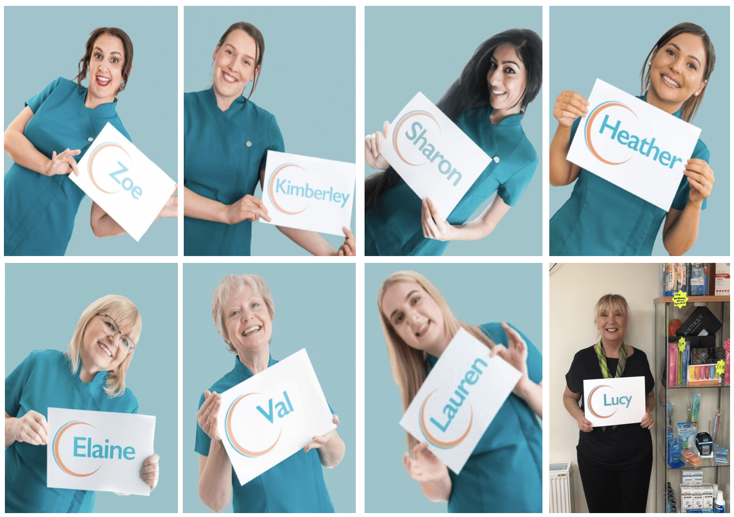New Diana Dental Team 2019