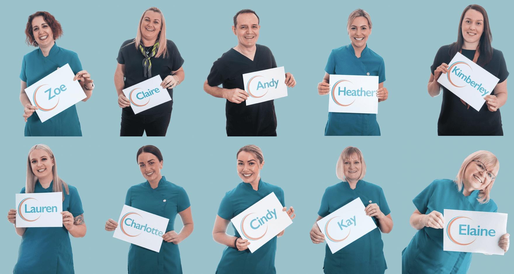 Diana Dental New Staff April 2020 Homepage