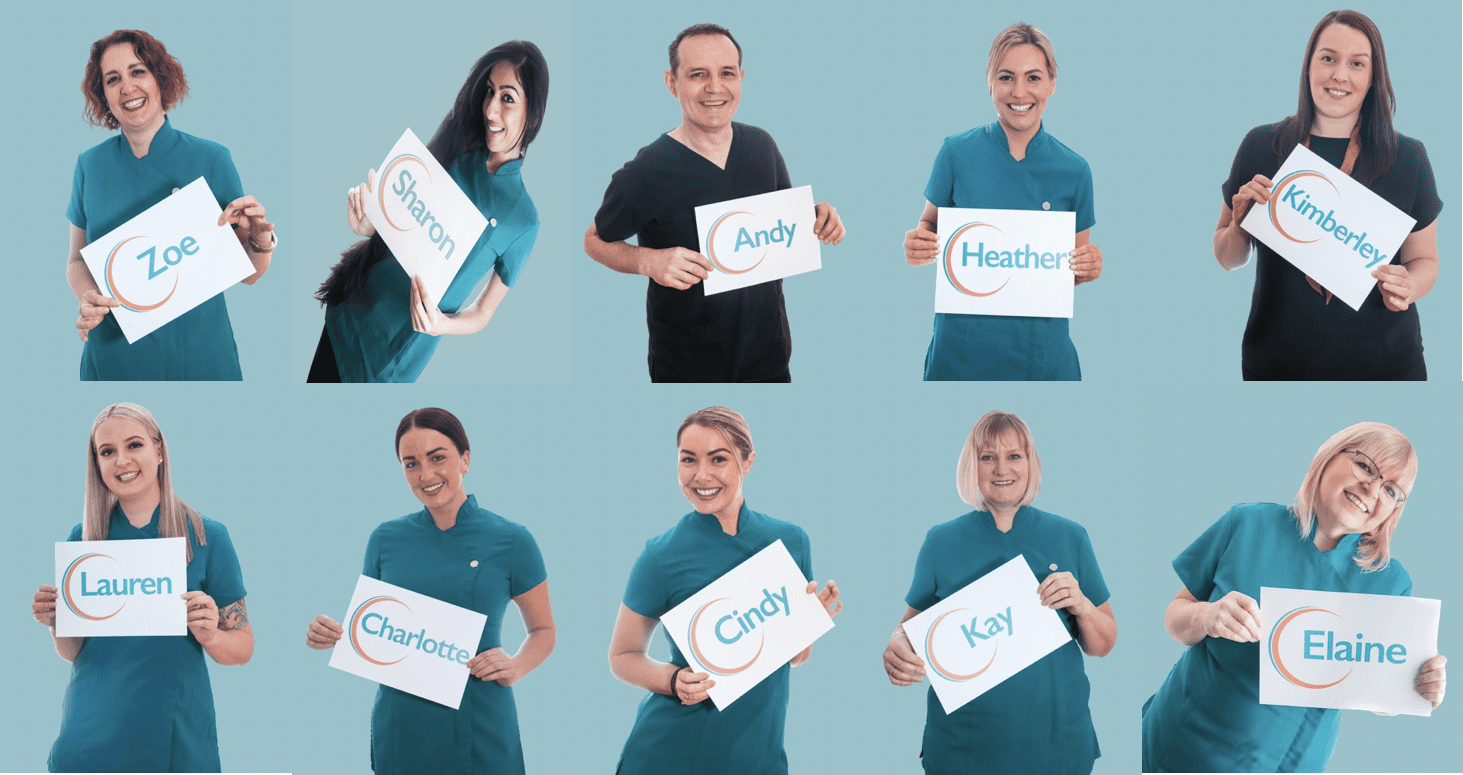 August 2020 New Diana Dental Team